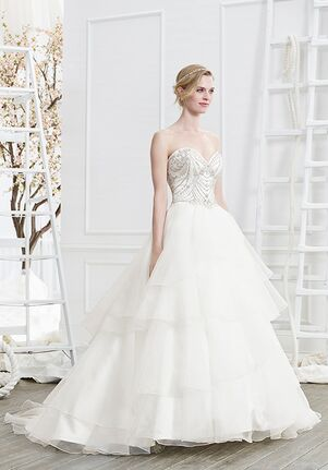Beloved by Casablanca Bridal BL205 Euphoria Ball Gown Wedding Dress