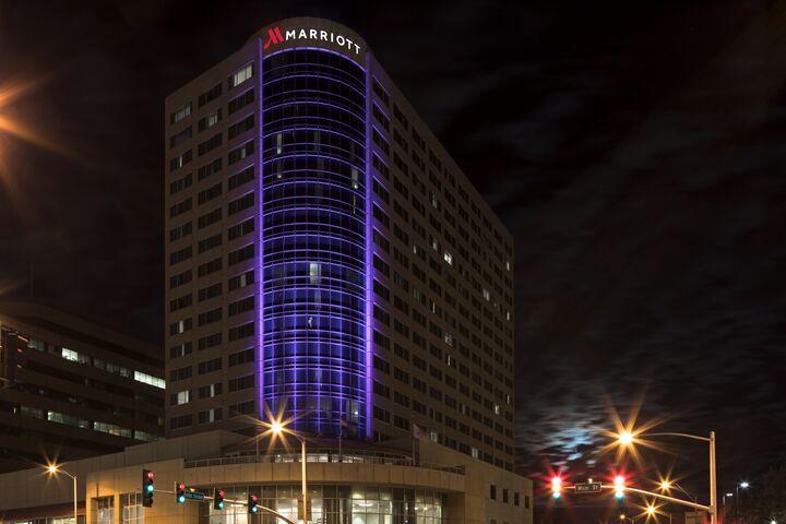 Marriott Country Club Plaza Hotel Kansas City Mo