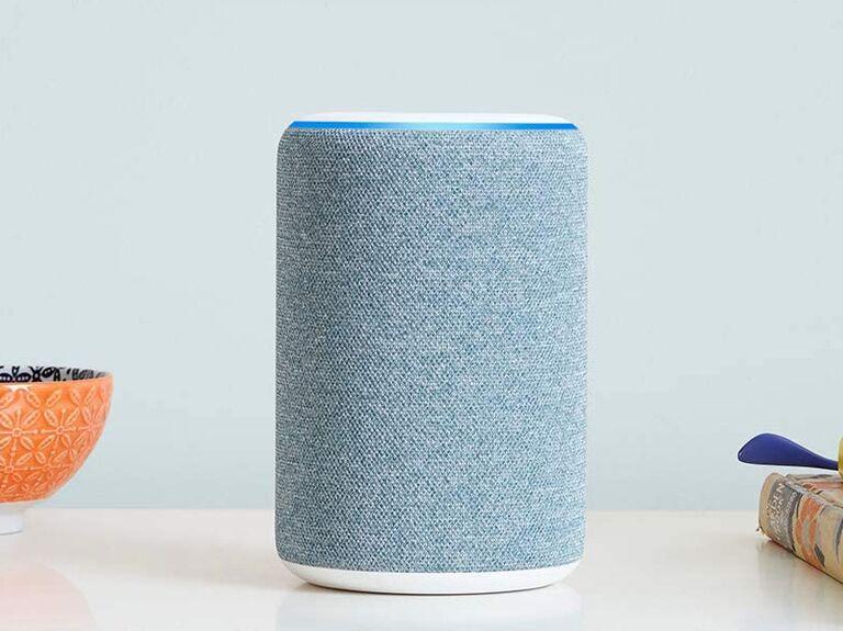 Amazon Echo smart speaker 16th anniversary gift