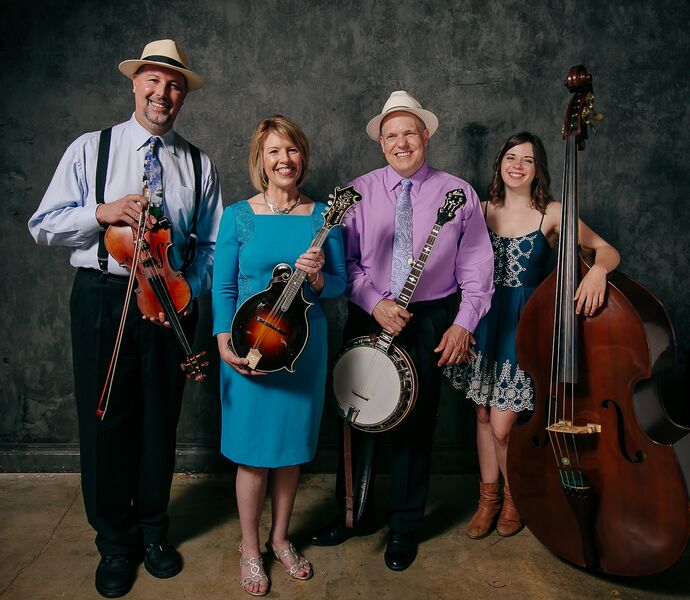 Michael and Jennifer McLain & the Banjocats - Bluegrass Band - Nashville, TN