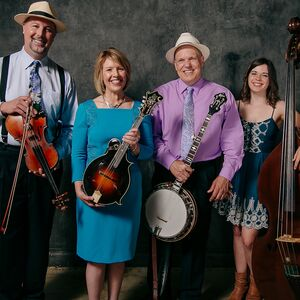 Nashville, TN Bluegrass Band | Michael and Jennifer McLain & the Banjocats