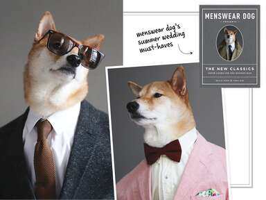 Menswear Dog's best summer wedding apparel advice for TheKnot.com