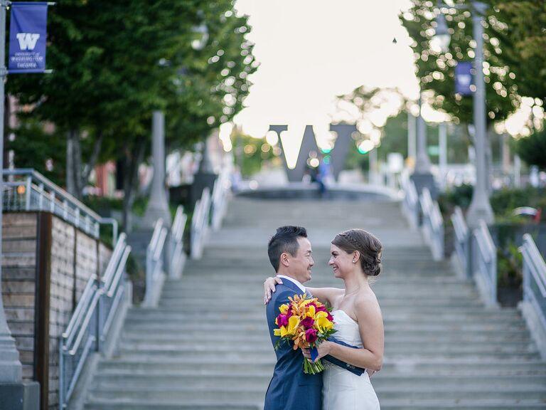 Washington university wedding