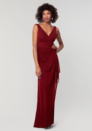 Kleinfeld Bridesmaid KL-200183 V-Neck Bridesmaid Dress
