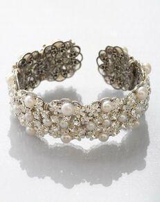 MEG Jewelry Cierra cuff Wedding Bracelet photo