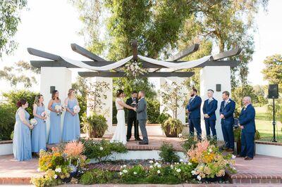 San Clemente Shore by Wedgewood Weddings
