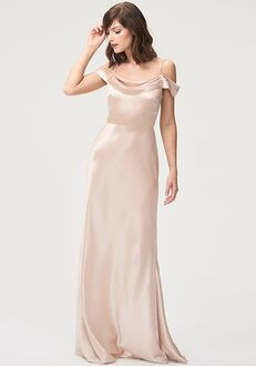 Jenny Yoo Collection (Maids) Serena Off the Shoulder Bridesmaid Dress