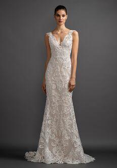 Lazaro Lucia/3904 Mermaid Wedding Dress