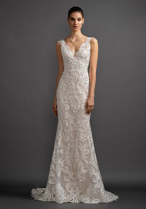Lazaro Lucia/3904 Mermaid Wedding Dress