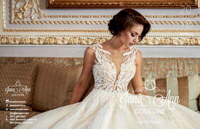 Jana Ann Bridal Couture