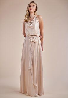 Belsoie Bridesmaids by Jasmine L224052 Halter Bridesmaid Dress