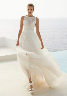 Aire Barcelona GIA A-Line Wedding Dress