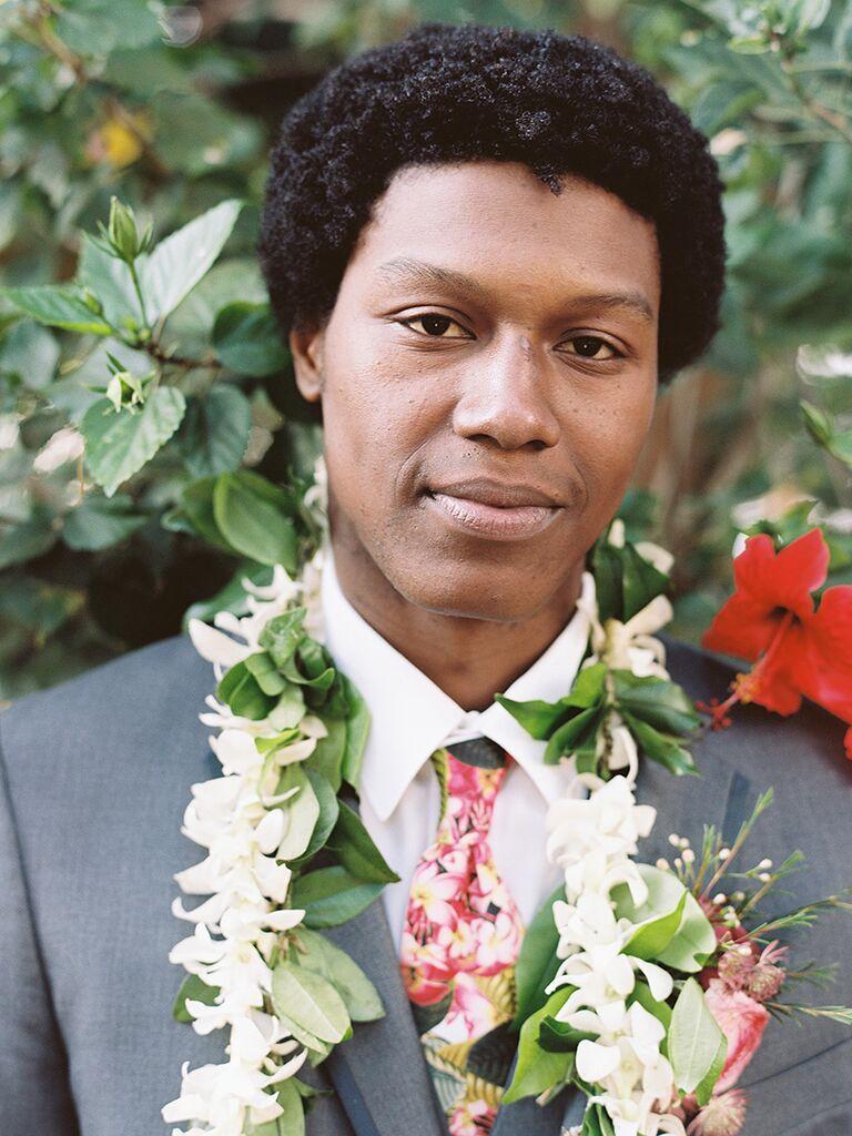 Men's wedding hairstyles