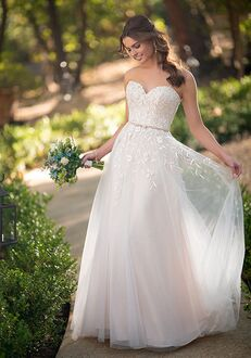 Essense of Australia D2961 A-Line Wedding Dress