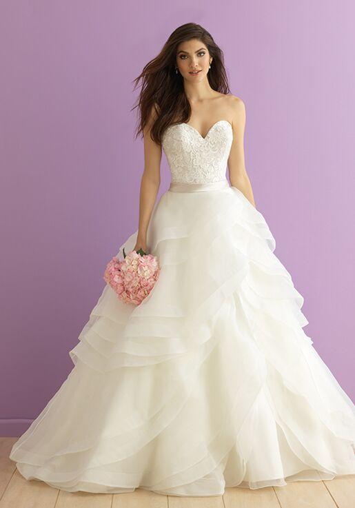 Allure Romance 2905 Ball Gown Wedding Dress