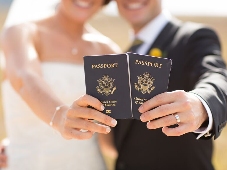 Honeymoon Planning: Passports 101