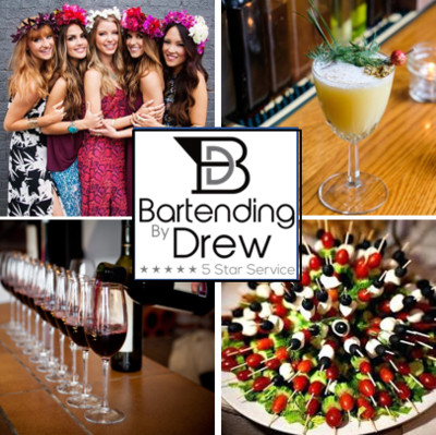 Part Line Too Catering + Bartending by Drew