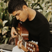 New Orleans, LA Guitar | Brandon Carcamo - Classical Guitarist