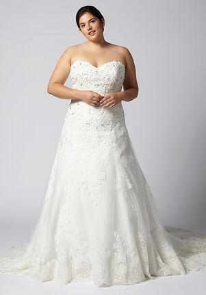 Henry Roth for Kleinfeld VeronaXS A-Line Wedding Dress