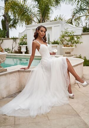 Moonlight Tango T924 A-Line Wedding Dress