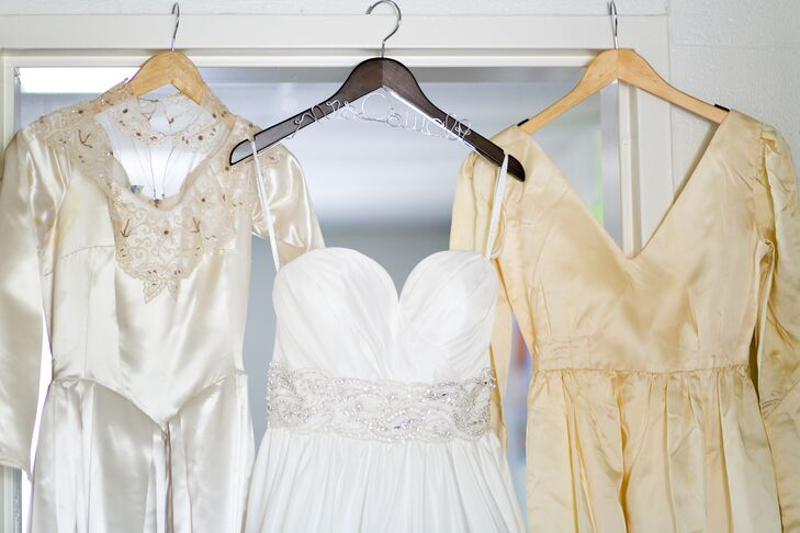 Family Heirloom Wedding Dresses