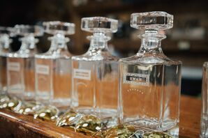 Personalized Liquor Decanters