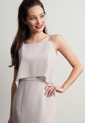 JASMINE P206055 Square Bridesmaid Dress