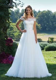 Sincerity Bridal 3889 Ball Gown Wedding Dress
