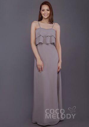 CocoMelody Bridesmaid Dresses PR3575 Sweetheart Bridesmaid Dress