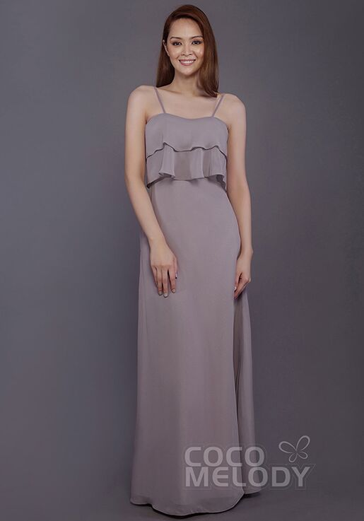 CocoMelody Bridesmaid Dresses PR3575 Sweetheart Bridesmaid Dress