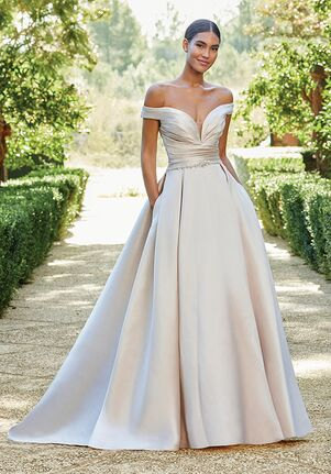 Sincerity Bridal 44222 Ball Gown Wedding Dress