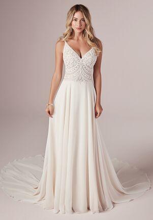 Rebecca Ingram PEGGY 20RC188 A-Line Wedding Dress