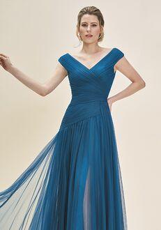 Jade J195053 Blue Mother Of The Bride Dress