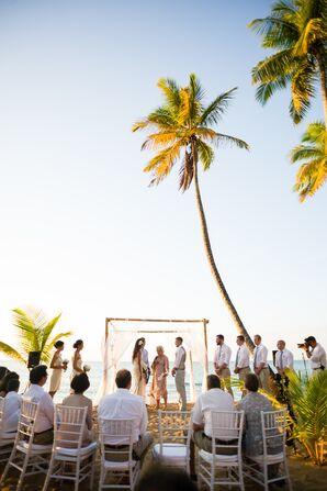 Destination Beach Wedding at Sublime Samana
