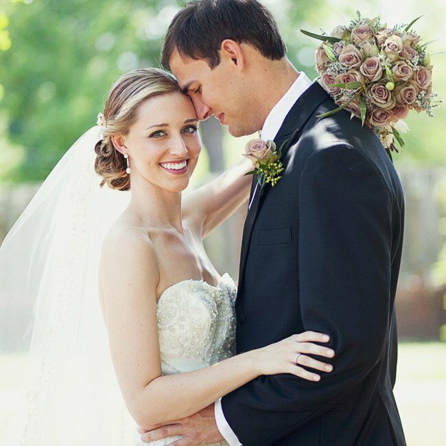 An Old World Charm And Vintage Wedding In Tupelo, MS