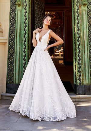 Val Stefani LUCIANA JAMES A-Line Wedding Dress
