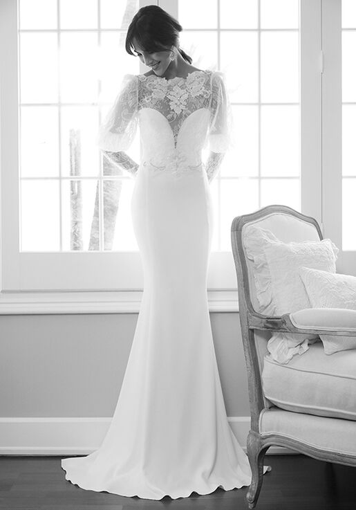 57043f6e42ad Alessandra Rinaudo Collection LATISHA AR 2018 Wedding Dress - The Knot