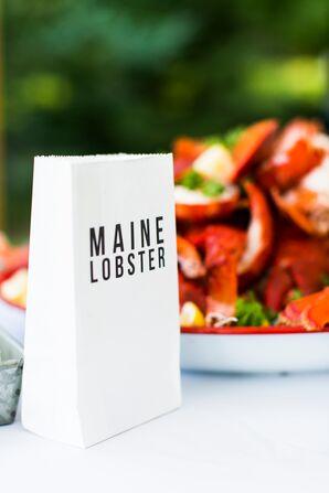 Maine Lobster Bake Dinner