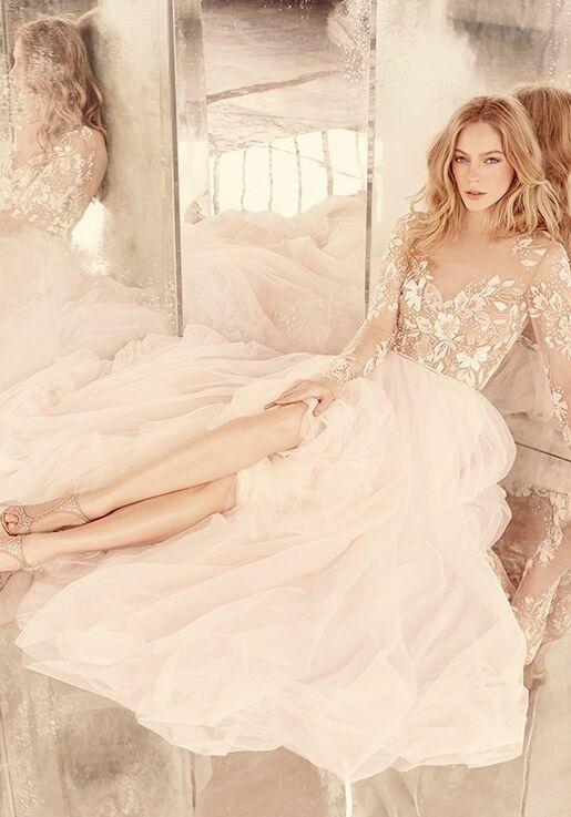 Hayley Paige Remmington / Style 6553 A-Line Wedding Dress