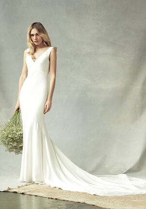 Savannah Miller Annabelle Mermaid Wedding Dress