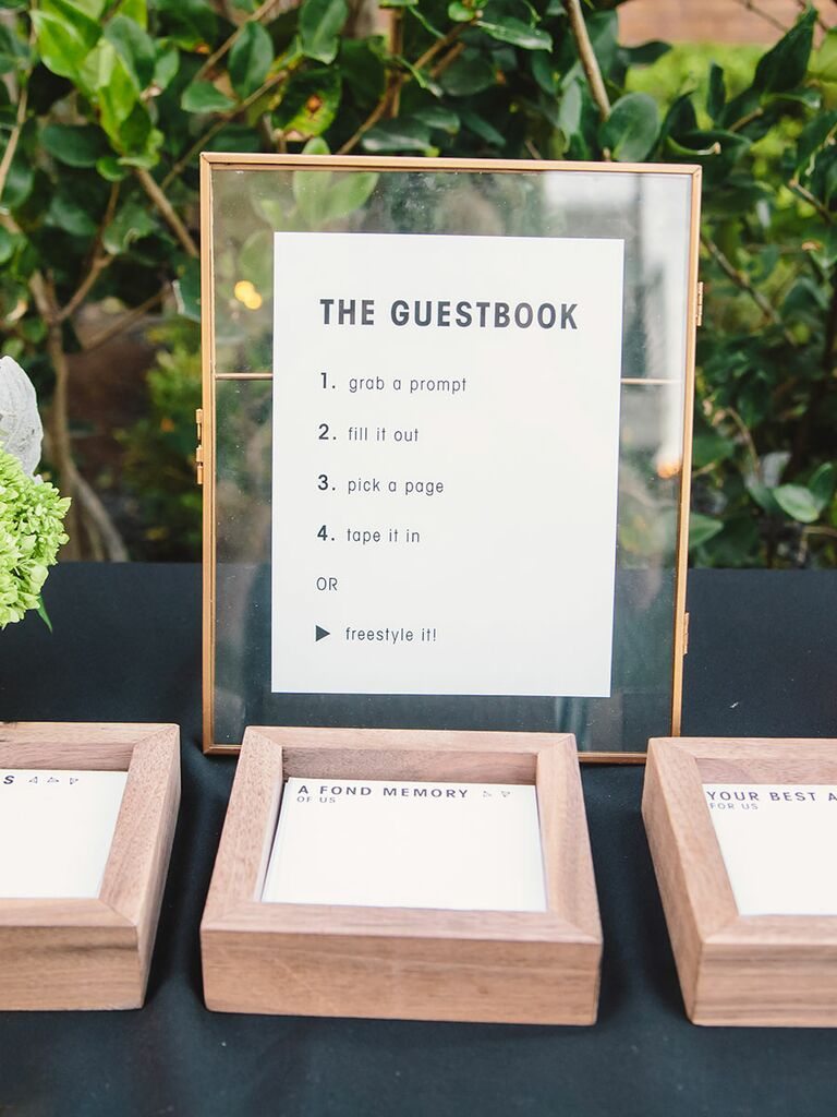 What Is A Wedding Guest Book Mycoffeepot Org