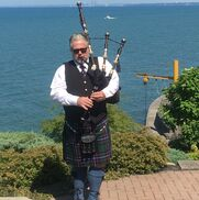 Cleveland, OH Bagpipes | Michael Crawley - Bagpiper for Hire