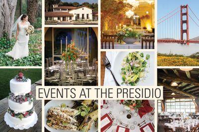Presidio Event Venues