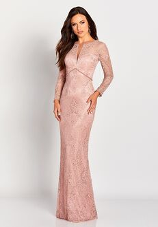 Cameron Blake 119652 Pink Mother Of The Bride Dress