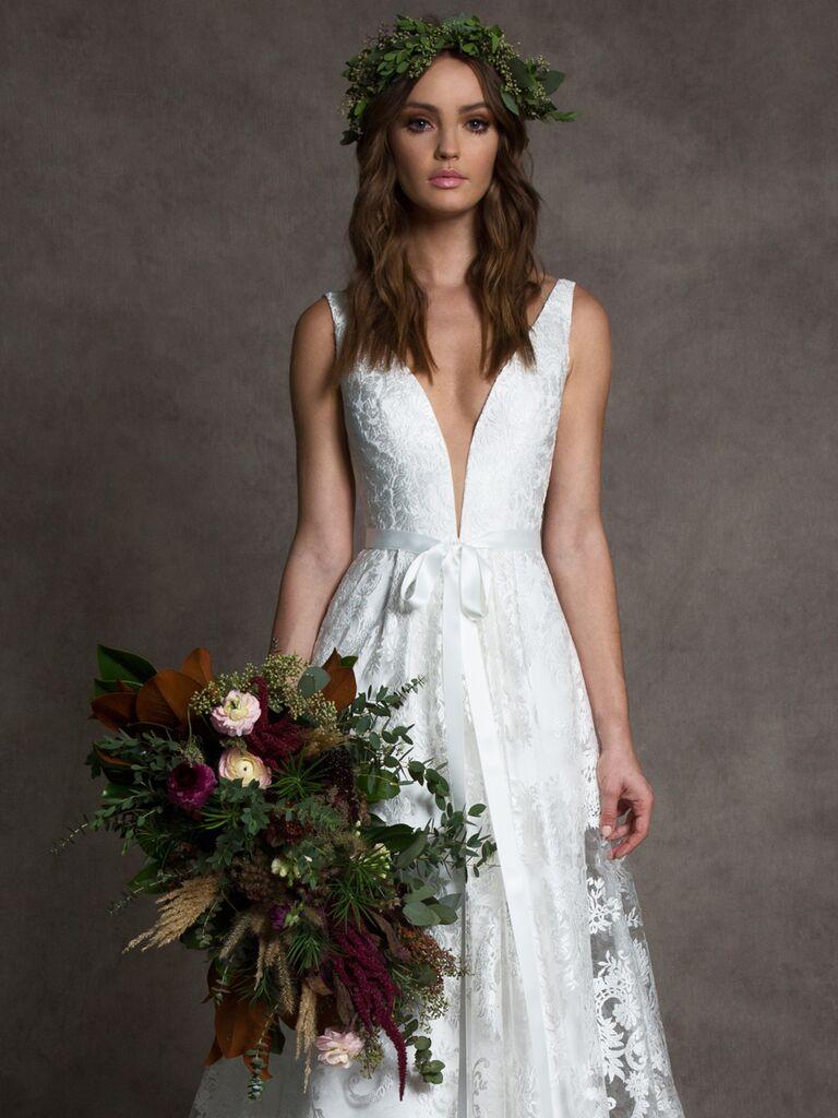 Romona New York wedding dress