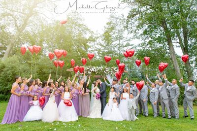Michelle Ghazal Wedding  Photos Specialist