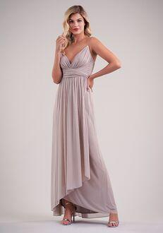 Belsoie Bridesmaids by Jasmine L224014 V-Neck Bridesmaid Dress