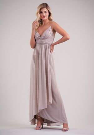 Belsoie Bridesmaids by Jasmine L224014 V-Neck Bridesmaid Dress