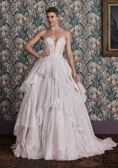 Justin Alexander Signature Nina Ball Gown Wedding Dress