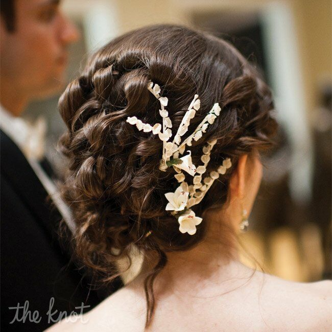 Formal Bridal Updo